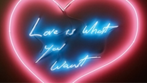Love Is What You Want