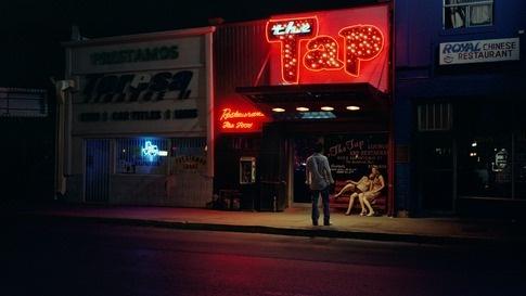 A Neon Light, El Paso