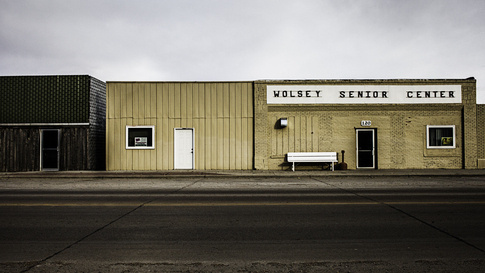 Senior center - Wolsey - SD 2013