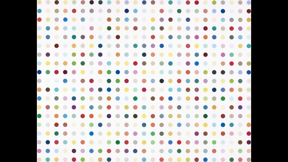 Xylosidaseby Damien Hirst