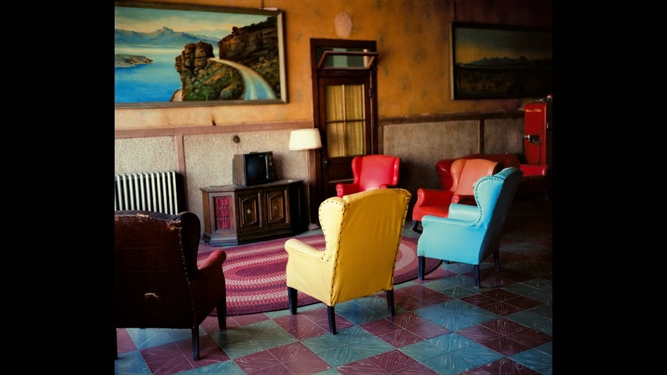 Lounge Painting 2by Wim Wenders