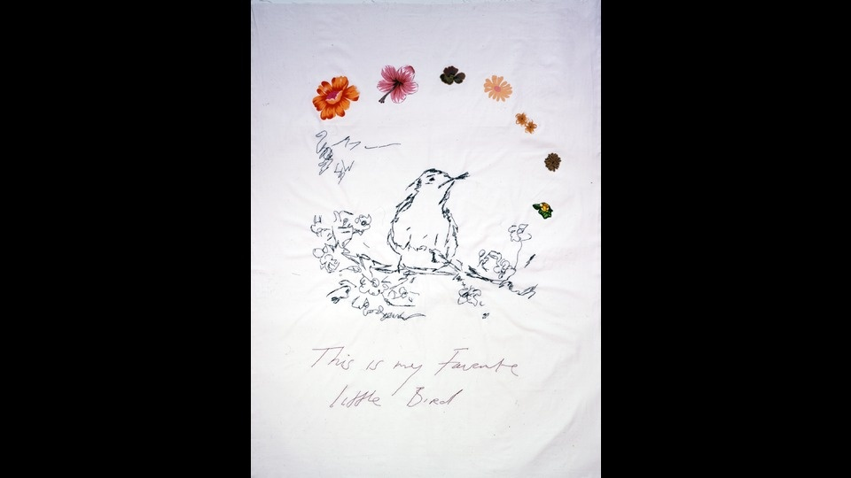 This Is My Favourite Little Birdby Tracey Emin