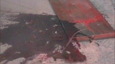 Sacrificial Mutilation and Death in Modern Art - Richard Serra's Assistant