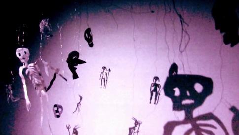 Théâtre d'ombres