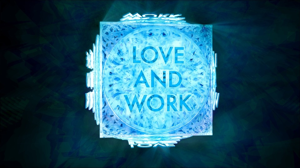 LOVE AND WORKby Mark Titchner