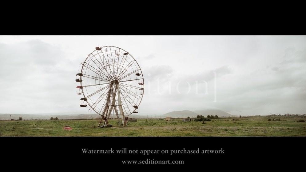 Ferris Wheel by Wim Wenders