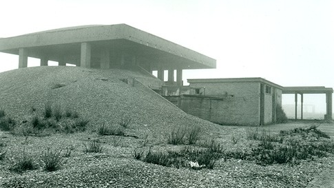 Pagoda, Lab 5 H-bomb test facility, Orford Ness