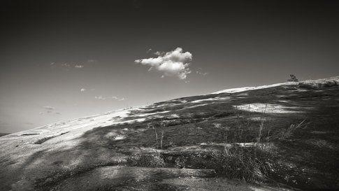 Cloud, Stone Mountain, Georgia, 2012