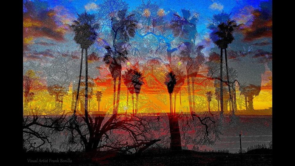 Tree Cityby Visual Artist Frank Bonilla