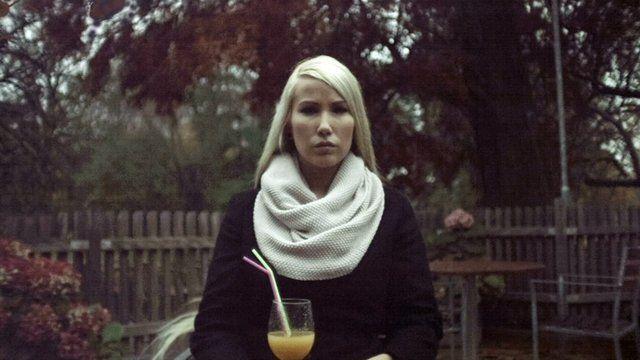 SlowMotion Portrait of Eline Heijnen