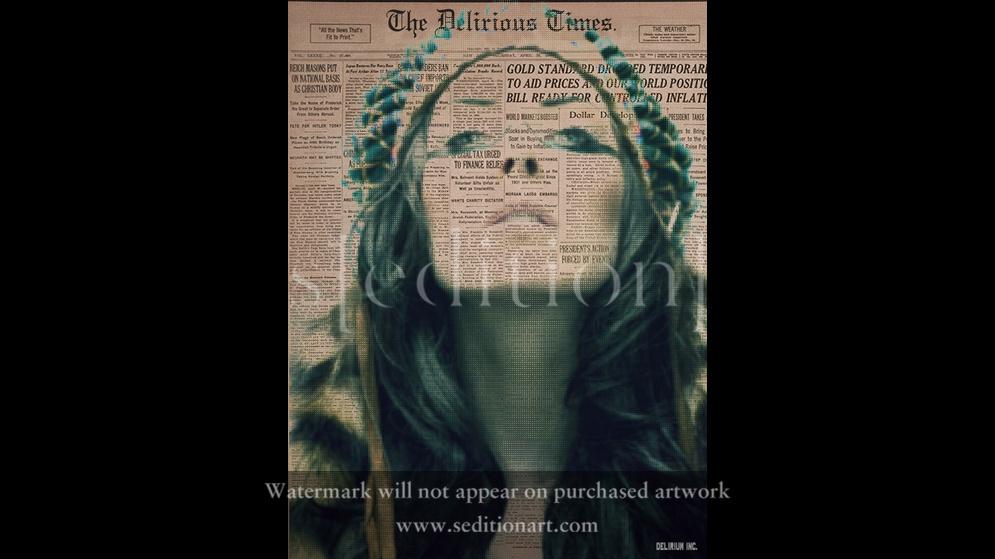 The Delirious Times by Tato López