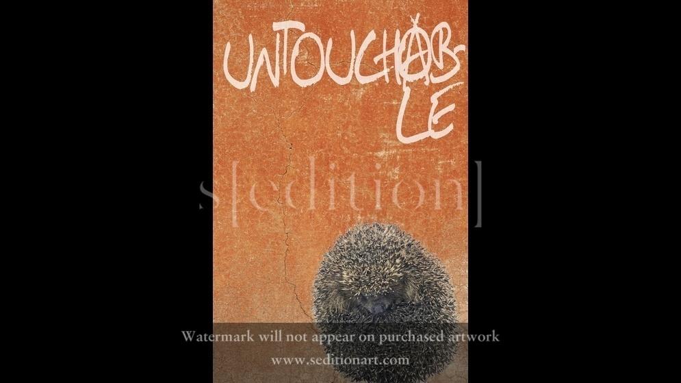 Untouchable by Darko Kriznik