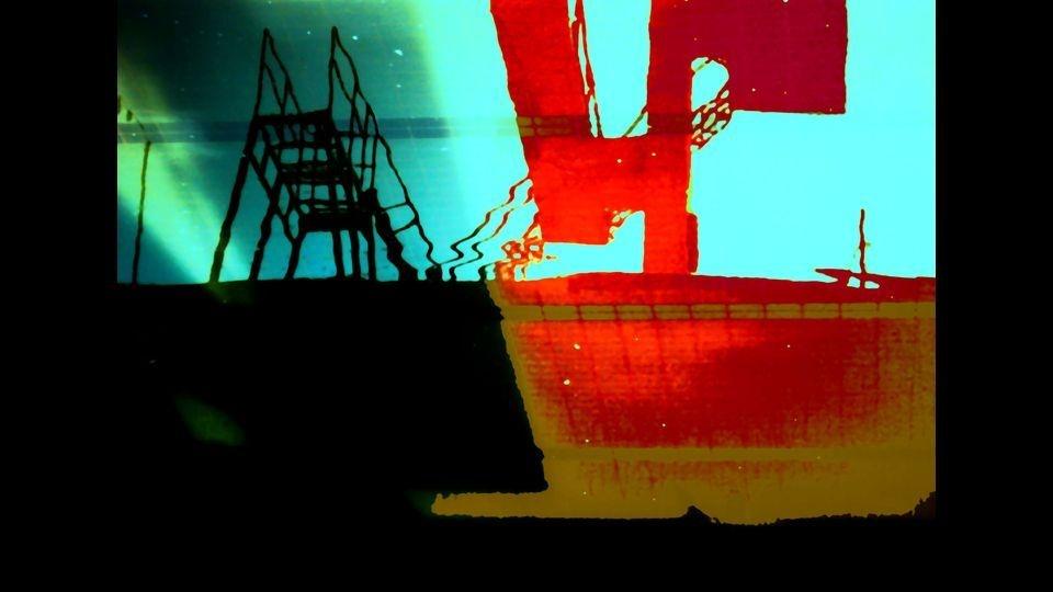 red open poolby Georgia Grigoriadou