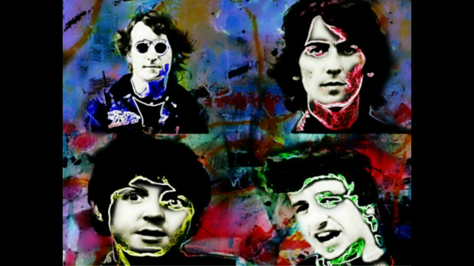 The Beatles (2013)by Aurelio Antonio González Quesada