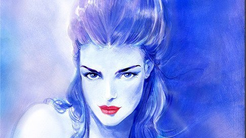 Swimming Blu