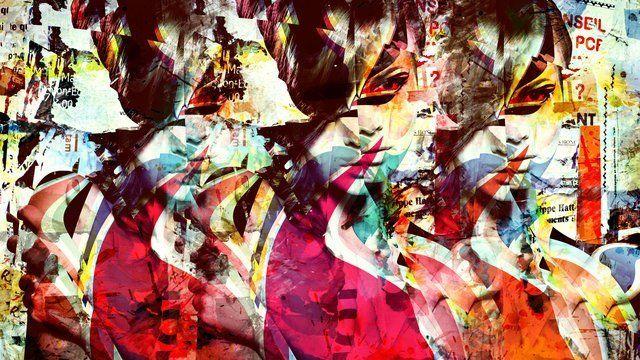 Warhol in Furs