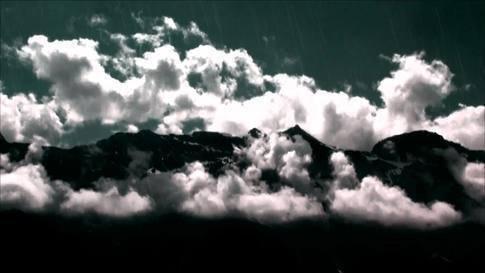 4mn - Mountain and rain