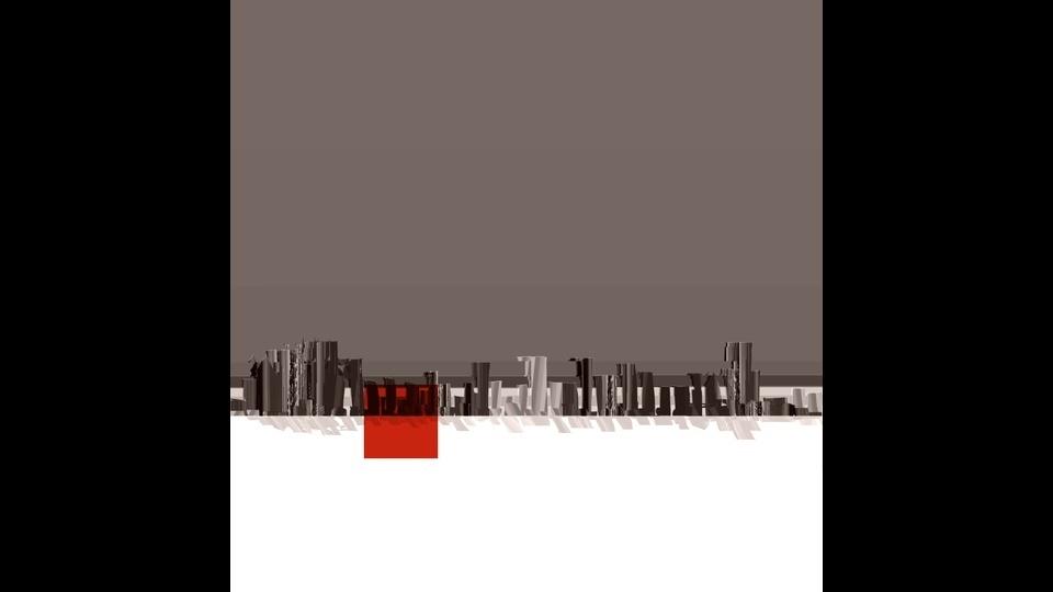 Berlin [glitch]by Maillat Victor