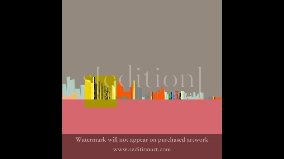 New York [glitch] by Maillat Victor