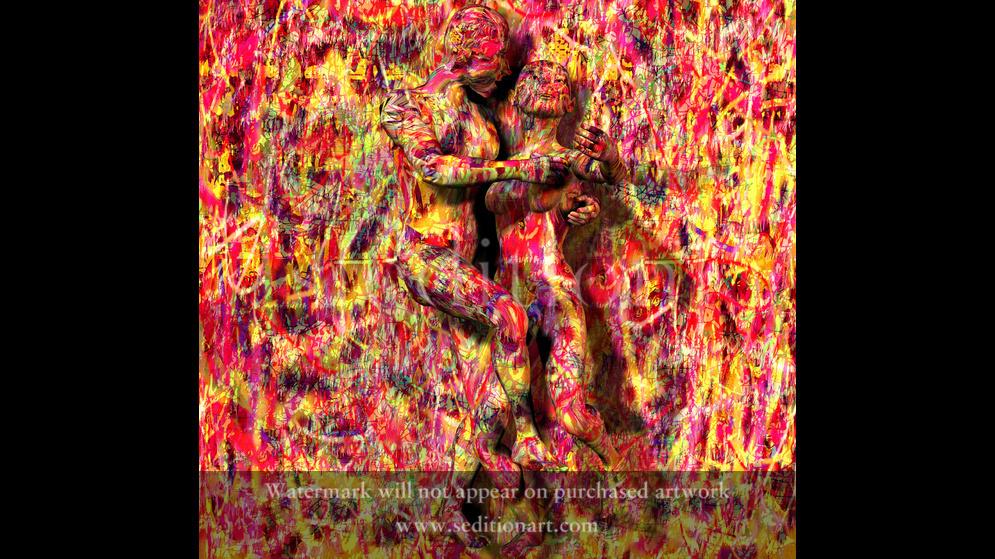 Tango d'amore by Digalando.