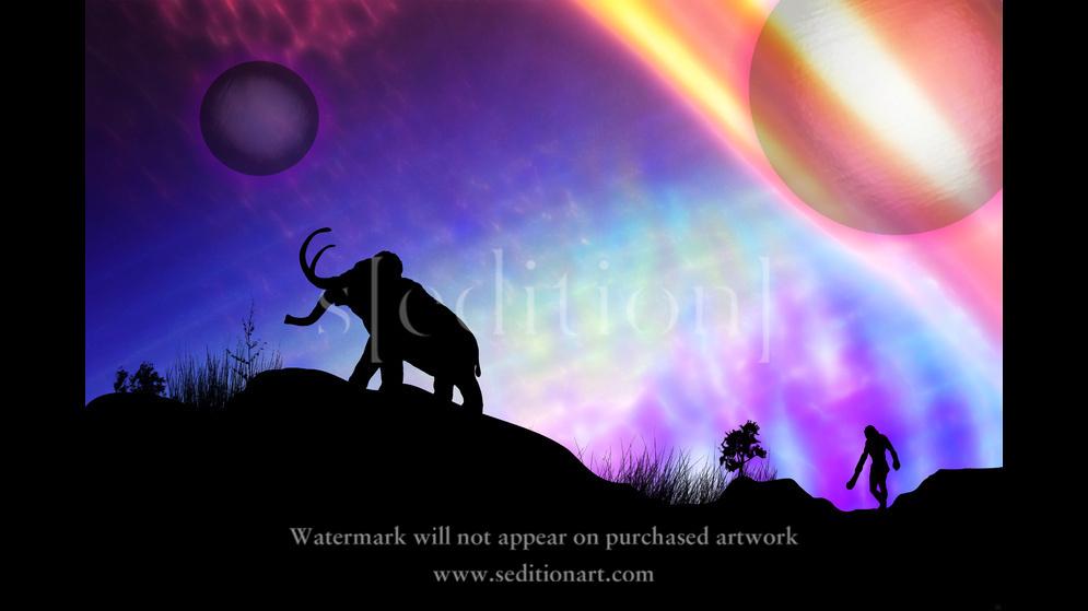 Mammuthus Andromedae by Joe Kondrak