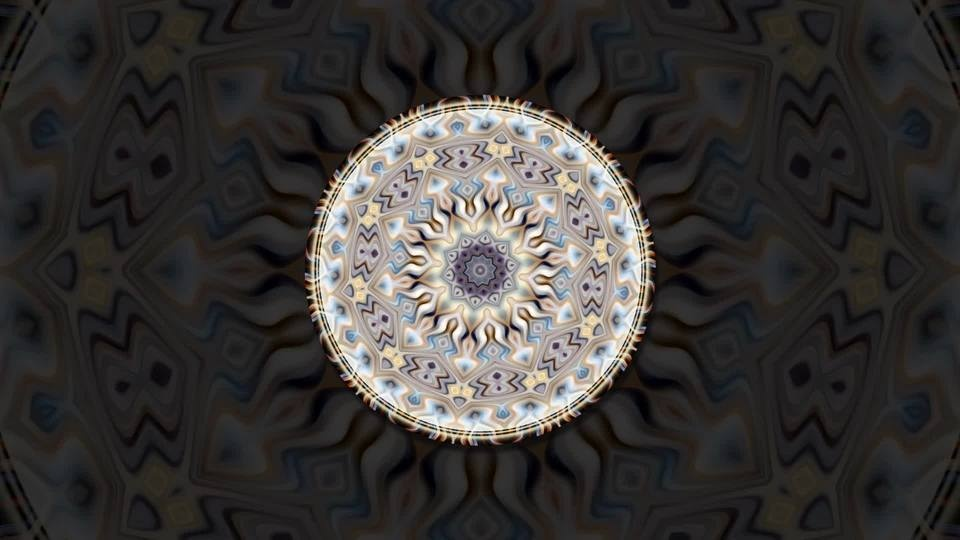 Mandala Medleyby Mark Waudby
