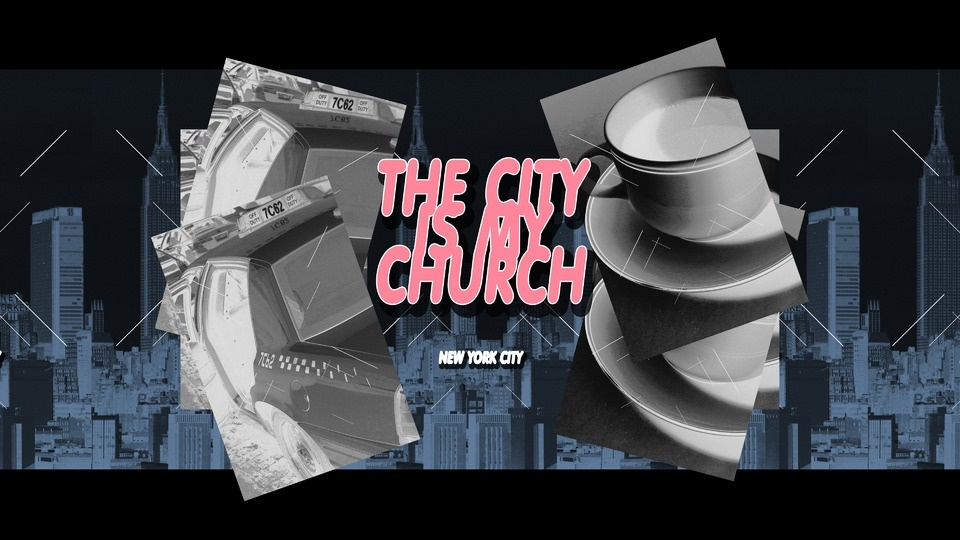 The City is My Church Series, New York Cityby Taylor Smith
