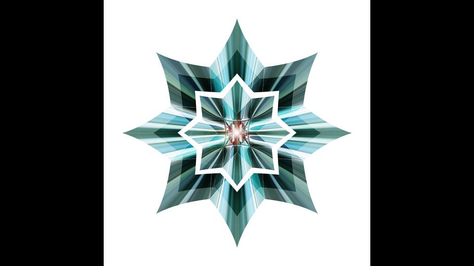 Compo84 Crystal Flowerby Charline Lancel