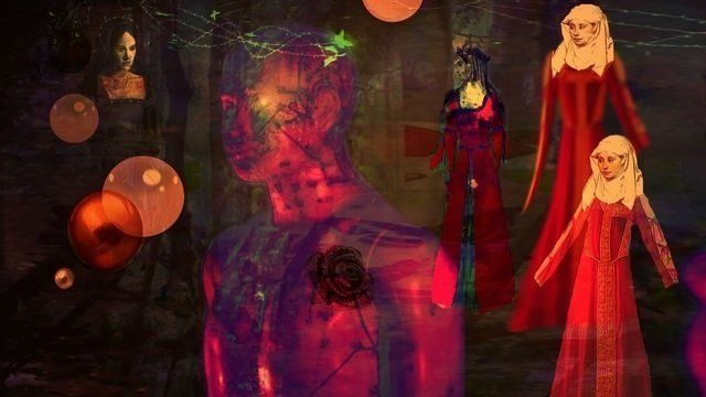 GLASS DELUSION 1, Lenkiewicz, Alice. 2012, 6000 x 4500 pixels.  4.14 MB