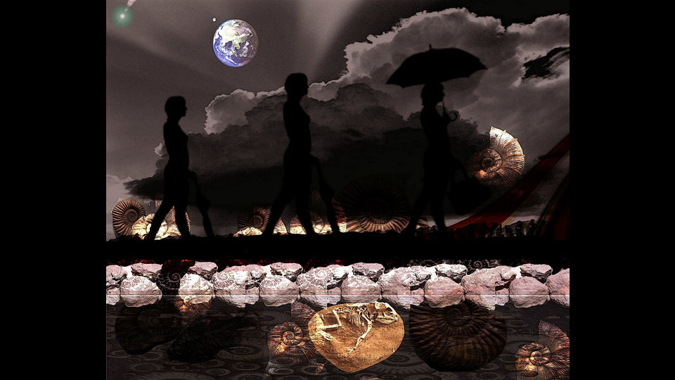 THE PEOPLE WHO WALKED AWAY FROM THE EARTH, Lenkiewicz, Alice, 2012, 6000 x 4920 pixels, 4.66 MBby Alice Rhenna Lenkiewicz