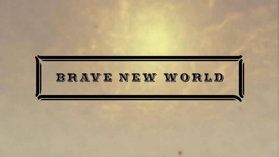 Brave New Worldby Pamela Reed + Matthew Rader