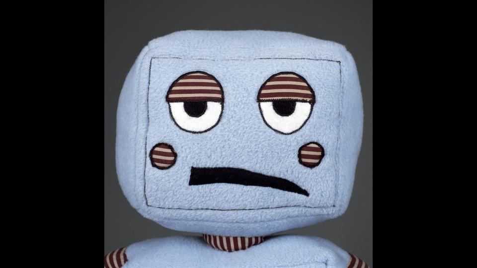 Robotby Pamela Reed + Matthew Rader