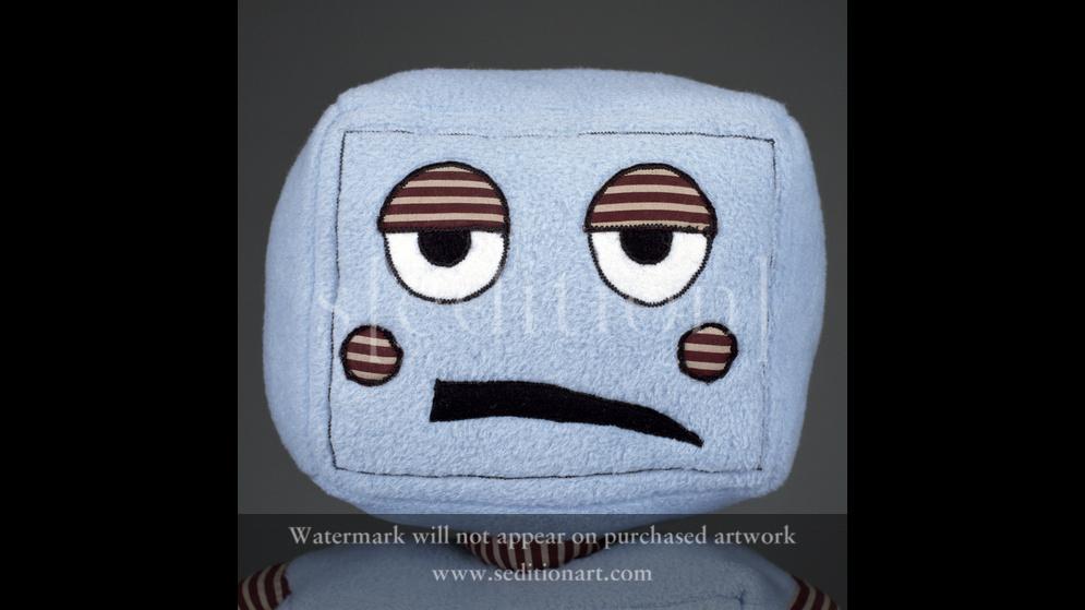 Robot by Pamela Reed + Matthew Rader