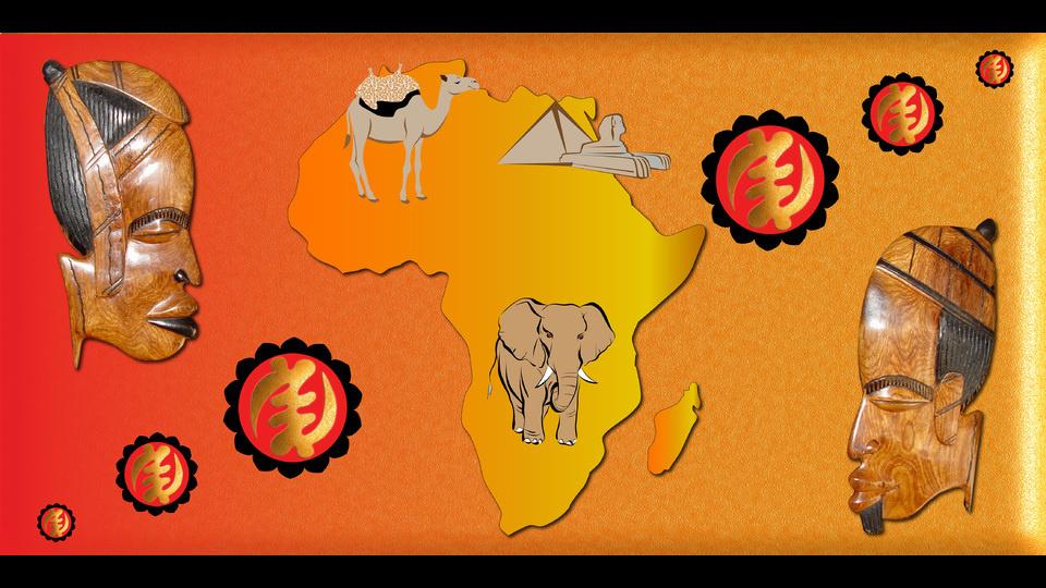 Africa Image 1by Benjamin Asante