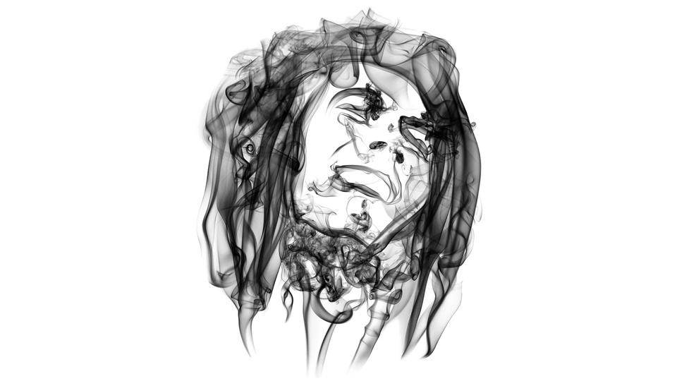 Smoke - Bob Marleyby Octavian Mielu