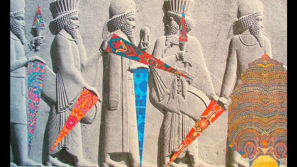 My Brothers 2 / Baradaraneh Man 2by Sassan Behnam Bakhtiar