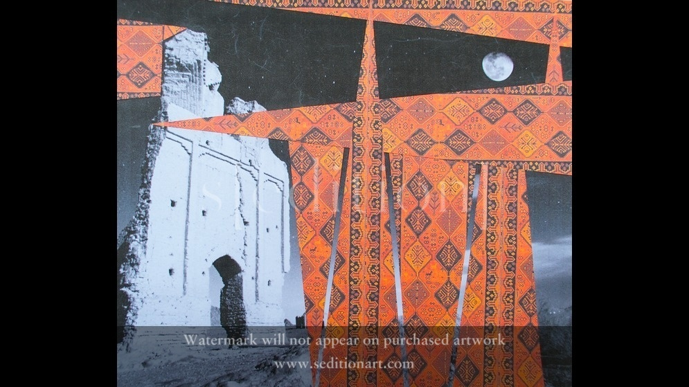 Sar Yazd by Sassan Behnam Bakhtiar