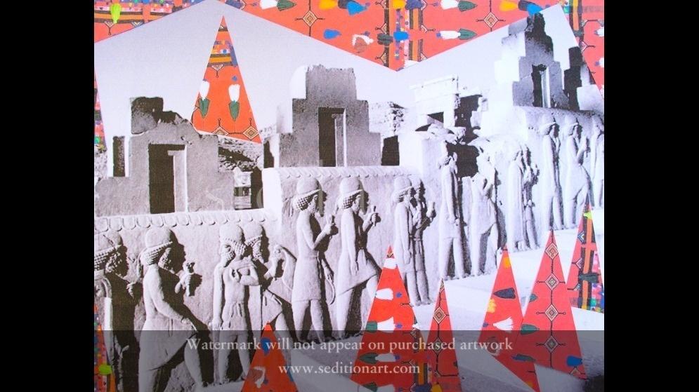 Persepolis 3 by Sassan Behnam Bakhtiar