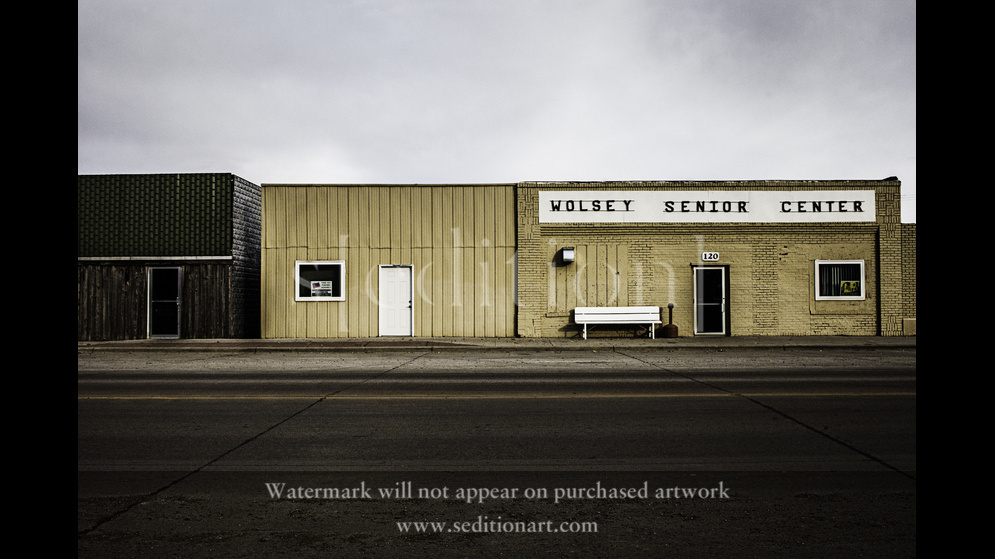 Senior center - Wolsey - SD 2013 by Luca Sidro
