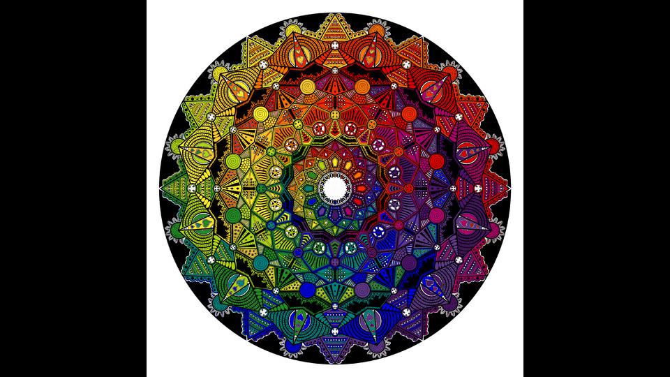 Ornamental Explosionby Jim Gogarty