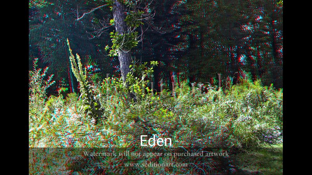 Eden by Lénie Blue