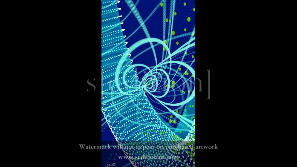 Infinite Loop 1 by Mark Gould