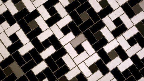 Percussive Lights with Bathroom Floor #12