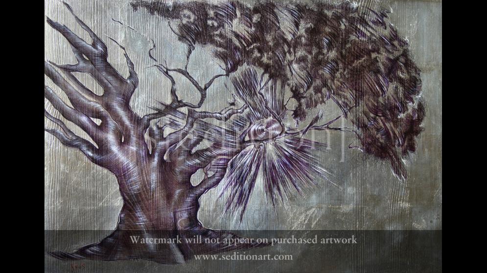 Tree by Evfrosina