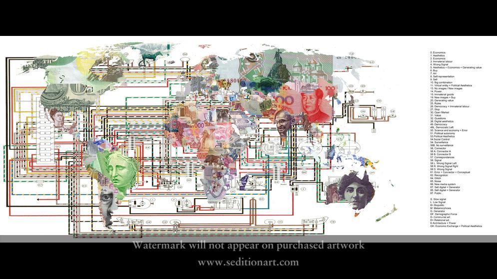 THE MONEY COMPLEX by Emilio Vavarella
