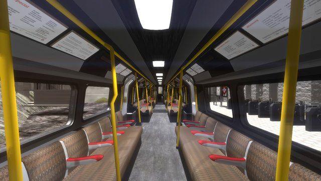 Sky Line (Tube Strike Edition)