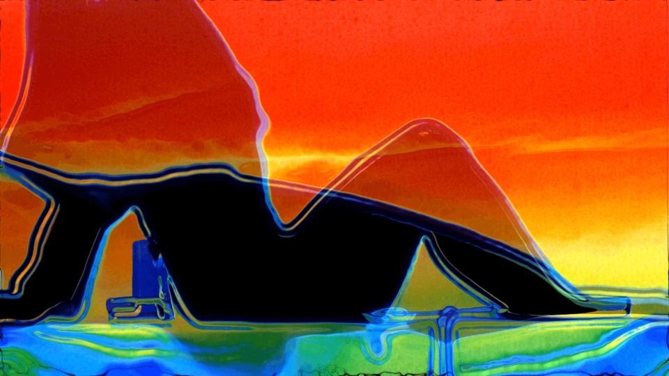 Heat Dance (Rooftop 2)by Benton C Bainbridge