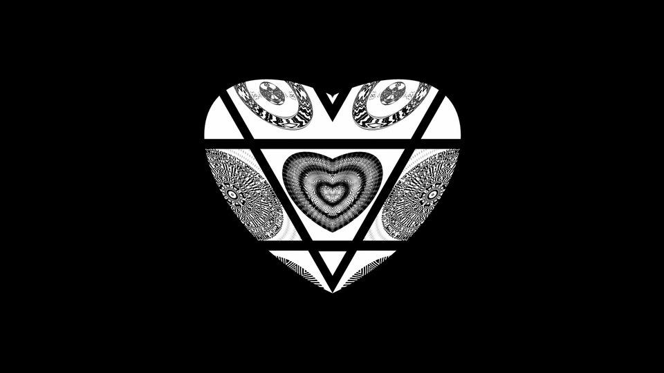 Broken Heartsby Visual Artist Frank Bonilla