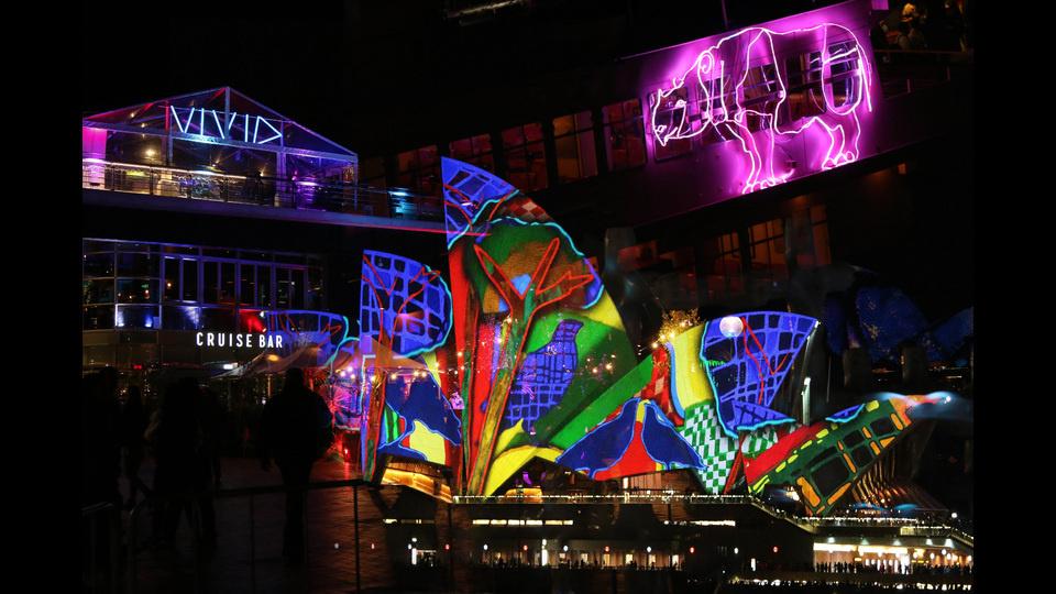 Light Up Sydneyby Lisa Rhodes
