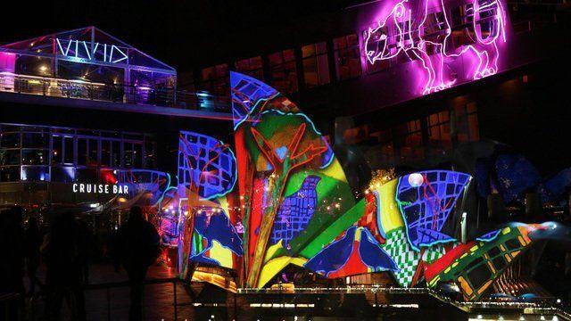 Light Up Sydney